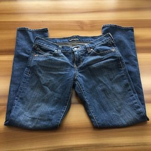 Old Navy The Diva Jeans, size 2 Short
